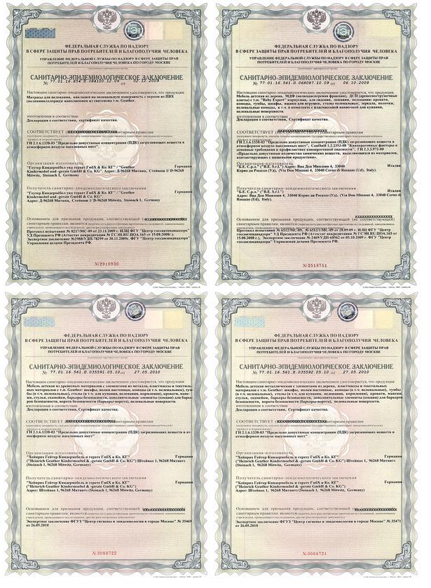 сертификат на ремонт гироскутеров